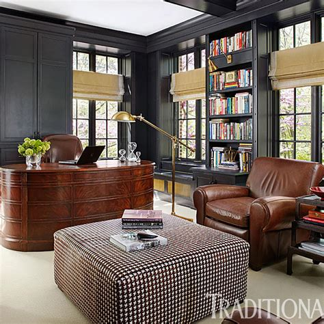 Handsome Traditional Townhome by Handsome Rooms With A Masculine Vibe Traditional Home