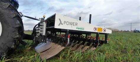 xpower bestrijdt onkruid elektrisch nieuwe oogst