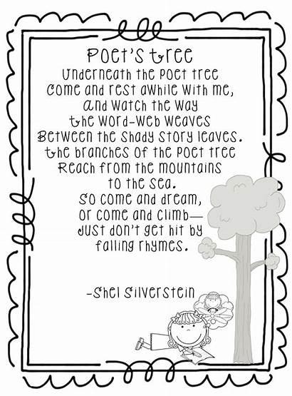 Silverstein Shel Quotes Poetry Tree Birthday Poet
