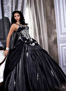 black and white wedding dress plus size pluslookeu With plus size black and white wedding dresses