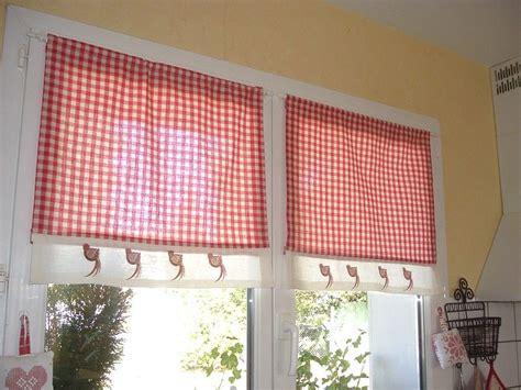 coudre rideaux de cuisine
