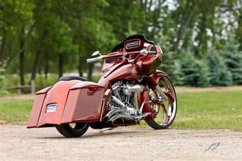 Harley Davidson Custom Bagger 26in Front Whaeel For Sale