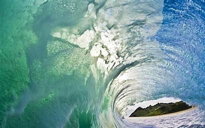 Ocean Wave Waves Beach Sea Desktop Wallpapers