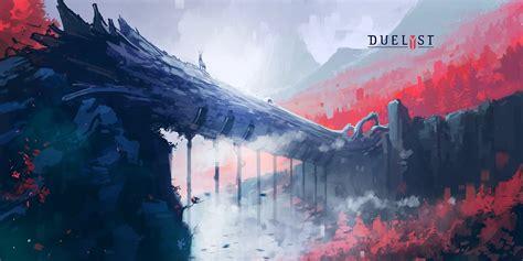 Digital 2D, Artwork, Duelyst, Digital Art, Video Games ...