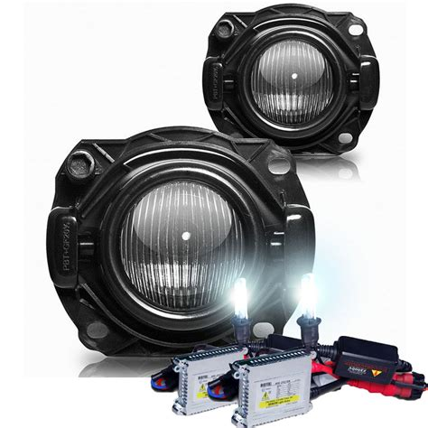 hid xenon 04 06 bmw x3 e83 oem style replacement fog
