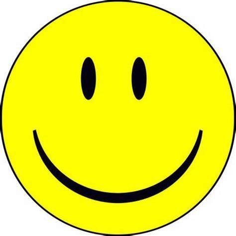 unhappy smiley face  colour clipart