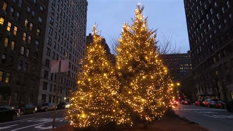 christmas in new york tour part 2 carnegie hill the