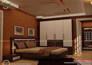 Decorative Bed Room Plan by Master Bedrooms Interior Decor Kerala Home Design And