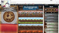 clicking cookies | cookie clicker #1 - YouTube