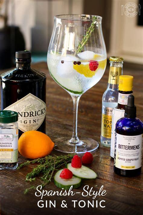 gin and tonic recipe virgin gin and tonic recipe dishmaps