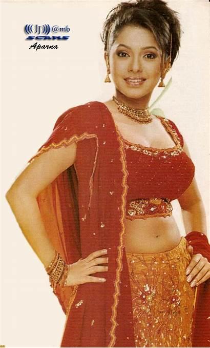 Navel Actress Yesterday Preetha Aparna Vijayakumar Tamil
