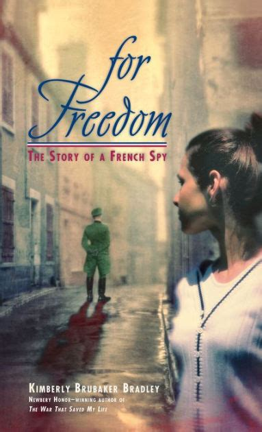 freedom  story   french spy  kimberly