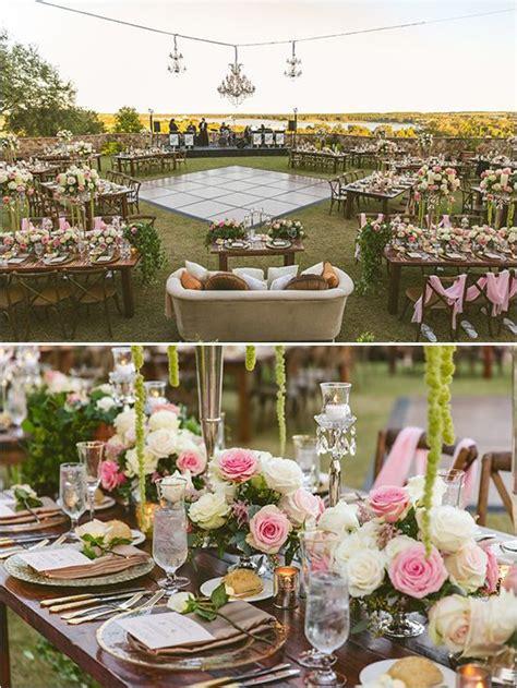 Outdoor Wedding: Reception (2 of 2) Cherry Blossom