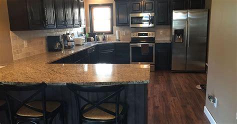 kitchen island  peninsula kitchen remodel hometalk
