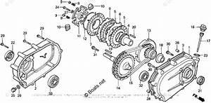Honda Small Engine Parts Gx240 Oem Parts Diagram For 1  2