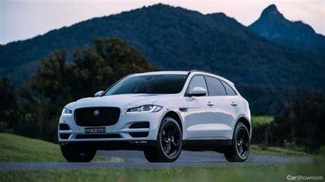news jaguar  pace arrives  australia starting