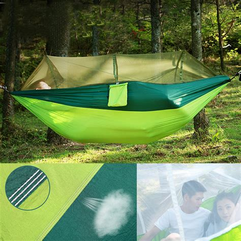 Travel Hammock With Mosquito Net by Sweet Cing Hammock With Mosquito Net Outdoor