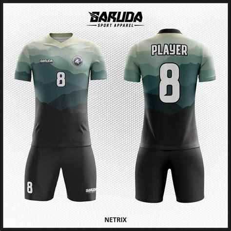 desain baju futsal gratis   berbagai model