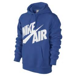 nike air oversized logo men s hoodie sports fashion