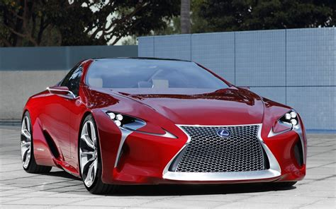 lexus cars red cars wallpapers hd lexus hd wallpapers