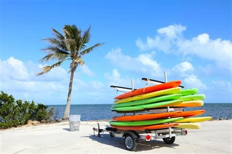 Matheson Hammock Park Kayaking by The Best Places To Try Water Sports In Miami Fl