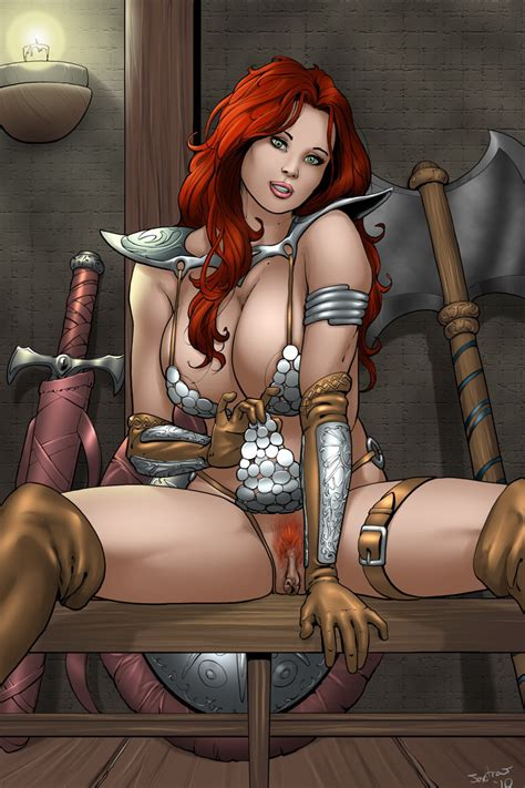 Barbarian Flashing Pussy Red Sonja Hentai Pics Sorted
