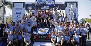 Hyundai Cognac : rallye d argentine doubl pour hyundai motorsport avec une nouvelle victoire de thierry neuville ~ Gottalentnigeria.com Avis de Voitures