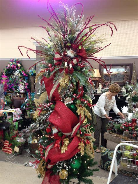 trees n trends open house christmas pinterest