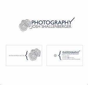Design-er-ing for photography: logo and business card ...