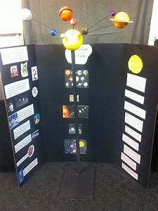 Solar System Projects On Poster Board - Pics about space
