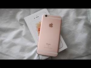 iphone 6s gigantti rose gold
