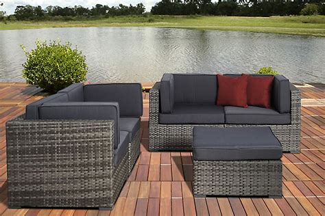 Sears Patio Furniture Wicker by Synthetic Wicker Patio Furniture Sears