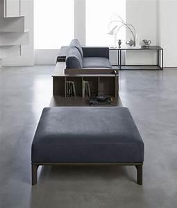 Place  Divano In Pelle Di Design Nordico