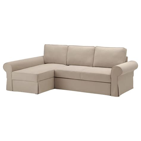 chaise grise ikea backabro cover sofa bed with chaise longue hylte beige ikea