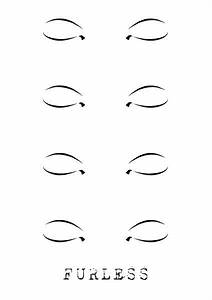 Free Face Design Makeup Templates