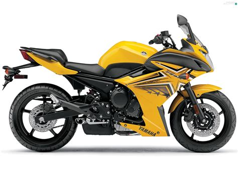 Fz6r, Yellow Honda, Yamaha