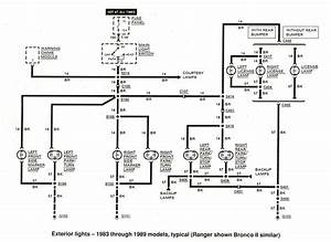 1989 Ford F 250 Fuse Box Diagram