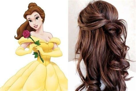 disney princess hair styles and the beast beast and princess 3322