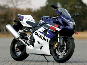 Suzuki Gsx R 750 2004 Service Manual