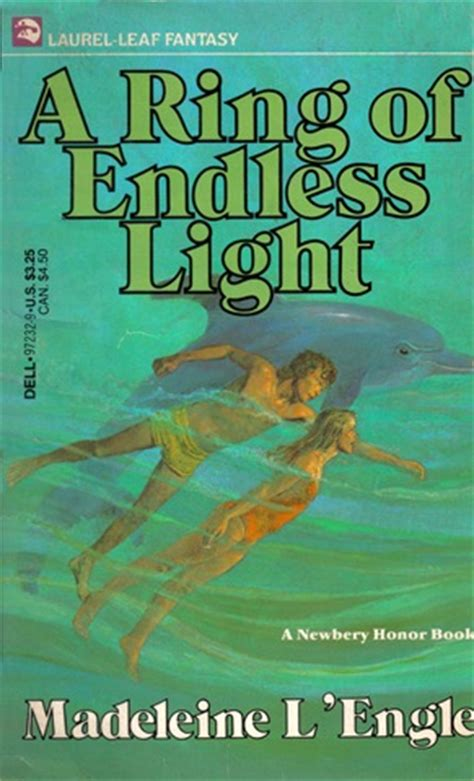 A Ring Of Endless Light Book by 80 S Books A Z Guide The L Authors J D