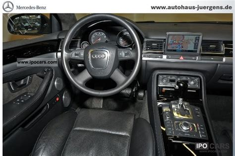 car maintenance manuals 2006 audi a8 interior lighting 2006 audi a8 w12 outdoor lighting and innenlicht paket navi alu car photo and specs