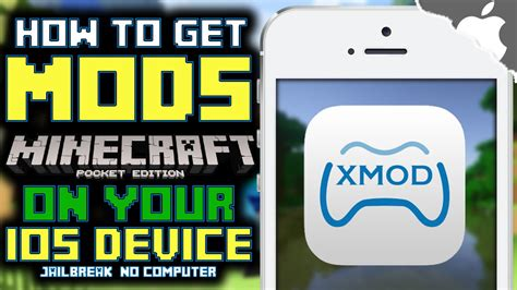 how to get minecraft for free on iphone mcpe how to get mods in minecraft pocket edition