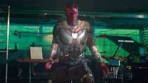 Deleted Avengers  Age Of Ultron Scene Pits Vision Against