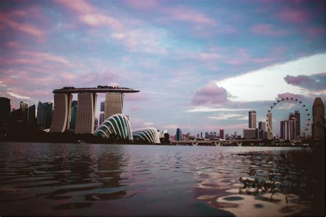 singapore  slow sea level rise eos blog earth