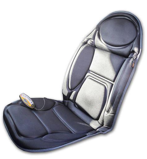 couvre siege auto couvre siège massant par vibrations pour la voiture ou la