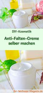 Anti Schling Napf Selber Machen : anti falten creme selber machen rezept und anleitung ~ Watch28wear.com Haus und Dekorationen
