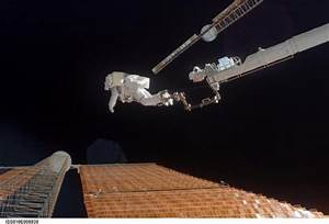 Google Honors Canadarm's 31st Anniversary