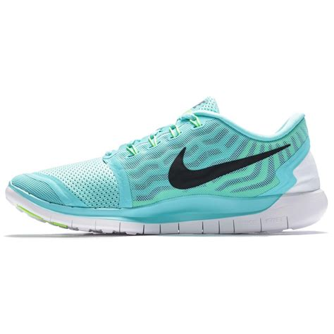 light nike shoes nike free running shoe 5 0 light aqua light retro green