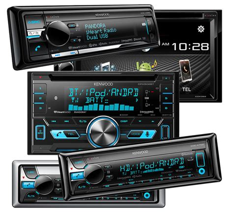 Kenwood Car Stereo At National Auto Sound In Kansas