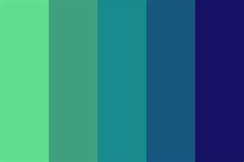hex color palette sea color palette